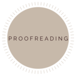#proofreading